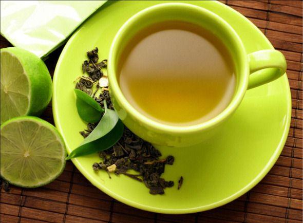с чем пить чай чтобы похудеть