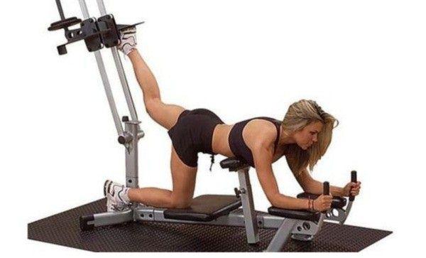 как похудеть за день упражнения