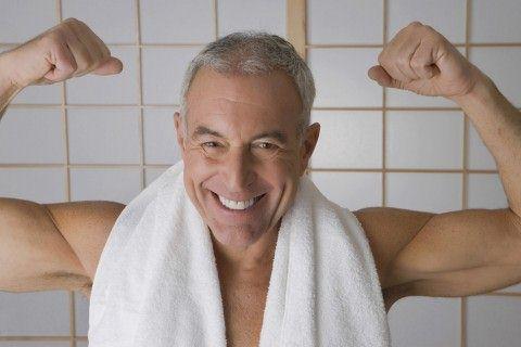 как похудеть после 50 лет мужчине